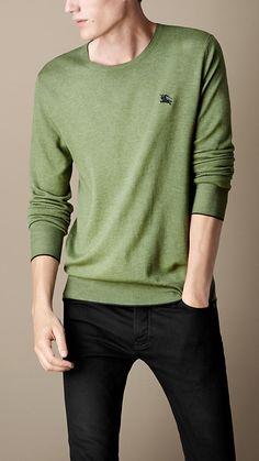 Merino Wool Sweater | Burberry