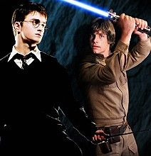 2 generations, 2 hit series  How do they compare?  Star Wars v. Harry Potter