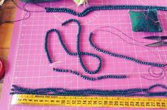Prima collana La Grassa in lavorazione! 💝🍬🌸💎💫✨🔊 Work in progress first La Grassa necklace! #staytuned #collana #necklace #workinprogress #jewels #lagrassa #jewelry #madeinitaly #madewithlove #slowfashion #maker #diy #fattoamano #solopezziunici...