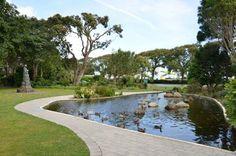 King Edward Park Hawera NZ New Zealand, King, Park, Places, Outdoor Decor, Travel, Viajes, Parks, Destinations