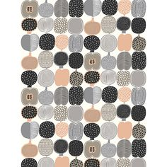 Marimekko wallpaper sold by John Lewis. Maybe for a kitchen wall?