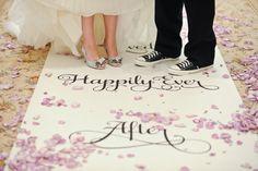 Mine and Zac Levi's wedding lol. No.