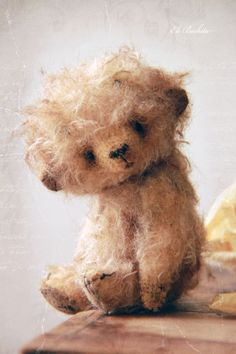 Little vintage style teddy bear*** Eli Bichita