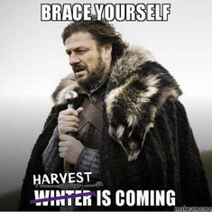 The countdown is almost over. Some growers could be harvesting as early as next week!!! If you could just order some sunshine for us, we'd greatly appreciate it. ☀️☀️☀️ Thanksgiving Meme, Father's Day Memes, Move Over, Game Of Thrones Meme, Bulking Season, Brace Yourself, Def Not, New Year's Eve Celebrations, Girl Scout Cookies