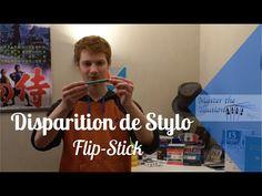 Disparition de Stylo - Flip Stick - Tour de Magie
