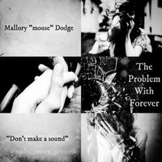 The Problem With Forever by Jennifer Armentrout Instagram