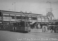 Station Blaak 1960
