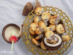 teller-cake: Bounty keksz - Blogóstoló 20-ra Biscuits, Muffin, Breakfast, Cake, Diy, Food, Crack Crackers, Morning Coffee, Cookies