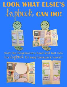 Turn any kid into a bookworm with this hands-on Book Report Lapbook. Templates and foldables are used to identify characters, summarize the beginning, middle, and end of the story (shhhh....the end is confidential!), rate the book on a 4 star basis, report on a favorite part, work with difficult vocabulary words, capture the theme, setting, and conflict....and so much more!!!   ** Each template is outlined in black ink for easy and economical printing....students do the coloring! **