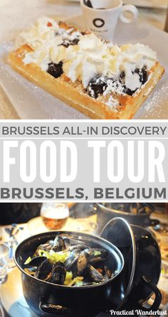 Beer, chocolate, waffles, history, conspiracy theories and more. The best way to see Brussels, Belgium while travelling is with a food tour!