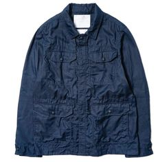 White Mountaineering Dry Oxford Coverall..
