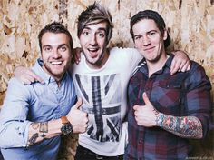 photoshoot all time low Band Jack Barakat Alex Gaskarth rian ...