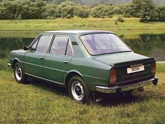 Skoda 120 LS - 1980