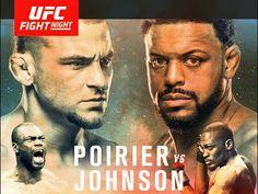 MMA Dustin Poirier vs Michael Johnson fight breakdown (UFC Hidalgo)