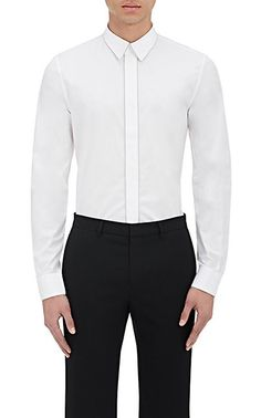 Givenchy Chain-Embellished Shirt - Collection - Barneys.com