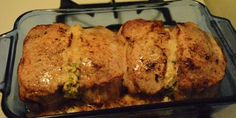 Stuffed Pork Chops - Thick cut pork chops stuffed with bleu cheese and feta then seared and baked, what could be better? Perfect keto or low carb dinner!
