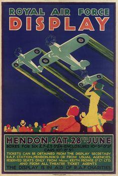 Royal Air Force DISPLAY (Hendon)