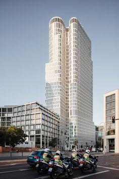 KSP Jürgen Engel Architekten, Christof Langhof, hiepler, brunier, · Upper West, Berlin
