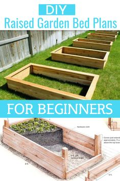 Raised garden beds not only look great but they also have some other great benefits, such as being able to craft your own soil mixture and... read more