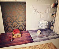 DeCoração: Ideias para seu estúdio Newborn – parte 02                                                                                                                                                                                 Mais
