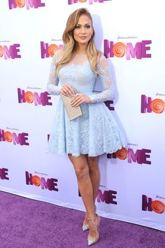 Jennifer Lopez hits the Home premiere in New York | See the top 10 best dressed celebs here