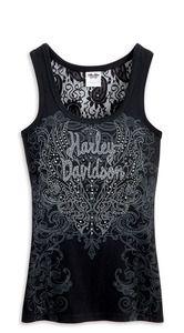 Harley-Davidson® Women's Tank - Black
