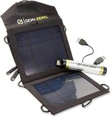 Solar Chargers and Portable Power   The use of personal electronic devices in the outdoors continues to grow, creating demand for portable power solutions to recharge these devices. Portable solar panels have become the preferred power source.  This article will help you match the portable power technology that's best suited to your adventure, travel and power needs.