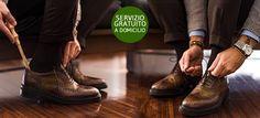RICHIEDI UNA CALZATURA PROVA - SERVIZIO GRATUITO A DOMICILIO! Scrivete a help@dis.shoes indicando il numero d'ordine richiedendo la spedizione di una calzatura prova a casa.