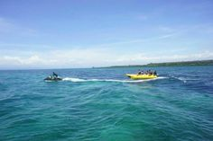 The Banana Boat Ride is one of the most availed services, especially for those who seek group adventure.