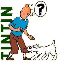 Tintin and snowy or Milou?