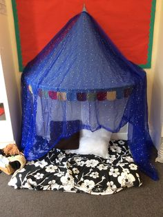 Cosy Areas For The Under 2 S