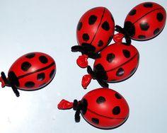 ladybug balloons