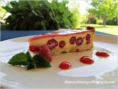 Crostata di lamponi con crema soffice alla vaniglia di Claudio Sadler