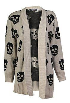 Womens Long Sleeves Front Open Skull & Owl Knitted Cardig... https://www.amazon.ca/dp/B00R7811H4/ref=cm_sw_r_pi_dp_x_kYA4ybSBSCA5A