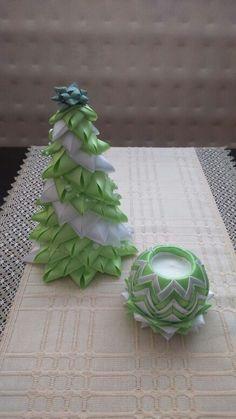 Svietnik a stromček 1