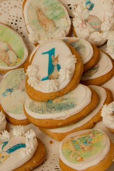 Edible Images Personalised Edible Wafer Cup Cake by JPEGgen, $9.00