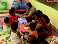 Play schools or pre-primary schools often act as the window of your kid's own world. Likewise, Kolkata's leading & top play school - Genius Kids, opens the windows of love and fun for your children.