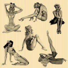Pinup Art….