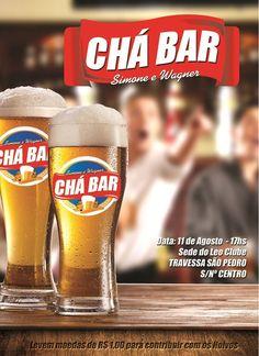 Convite de Chá Bar