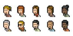 pixelart-character