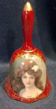 A personal favorite from my Etsy shop https://www.etsy.com/listing/261058450/fleur-de-lys-porcelain-hand-bell