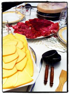 Raclette night