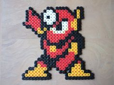 Metroid 0 Mission Perler Beads by Buck-Chow-Simmons on DeviantArt