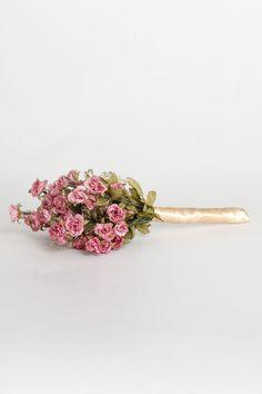 Rose Pink Wildflower Bouquet
