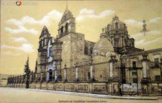 Santuario de Guadalupe Guadalajara Jalisco por el editor Juan Kaiser