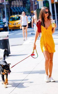 Shorts Outfits Women, Prom Outfits, Summer Outfits, Casual Outfits, Street Style Summer, Street Style Looks, Looks Style, Emily Ratajkowski Casual, Emrata Instagram