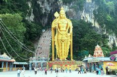 most-beautiful-of-batu-caves-in-malaysia-2  - Explore the World with Travel Nerd Nici, one Country at a Time. http://travelnerdnici.com/