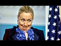 Hillary Clinton Poops herself on National Television & mix of lies - YouTube