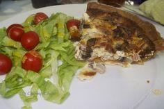 Quiche au Gruyere - yum! My Recipes, Quiche, Tacos, Mexican, Chicken, Breakfast, Ethnic Recipes, Food, Morning Coffee