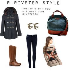 """""""R.Riveter Style"""" by rriveter on Polyvore"""